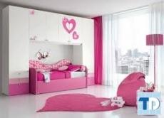 Tuyệt chiêu hoàn hảo với các mẫu thiết kế nội thất phòng ngủ nhỏ 10m2