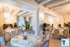 Ngắm không gian nội thất nhà hàng tân cổ điển sang trọng đẳng cấp