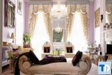 Mẫu rèm tân cổ điển 2016 tinh tế quyến rũ cho ngôi nhà sang trọng