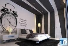 Các xu hướng thiết kế nội thất phòng ngủ đẹp hiện đại 2016