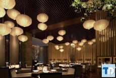 Các mẫu thiết kế nội thất nhà hàng đẹp có một không hai