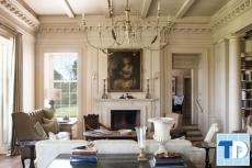 Mẫu thiết kế nội thất tân cổ điển chung cư Đê La Thành
