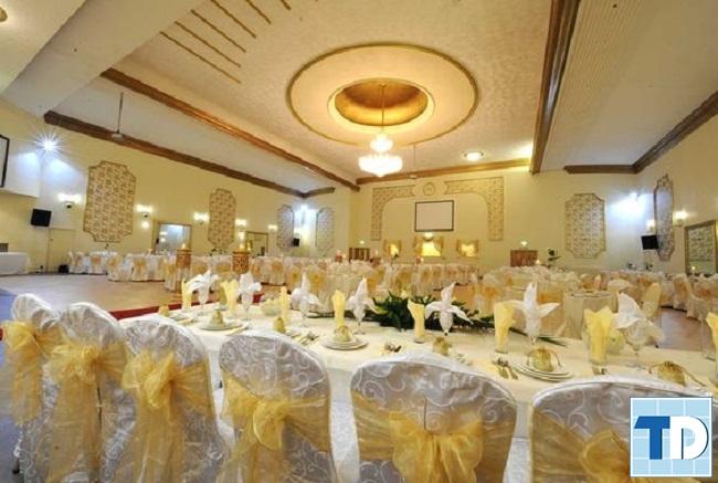 Nhà hàng tiệc cưới lịch lãm