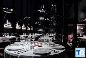 Mê mẩn với các mẫu thiết kế nội thất nhà hàng đẹp hiện đại