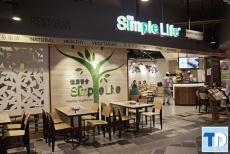 Sang trọng và lịch sự trong các mẫu thiết kế nội thất nhà hàng đơn giản