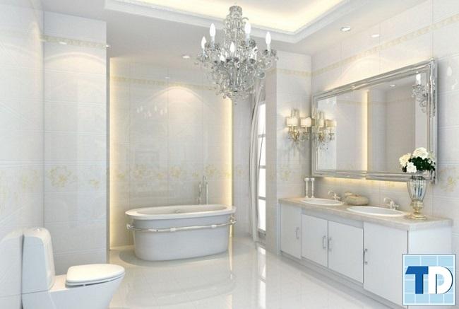Phòng tắm cao cấp, tiện nghi