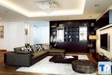 Cải tạo, thiết kế nội thất cho chung cư cũ đẹp lung linh