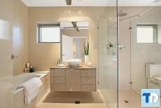 Tư vấn mẫu thiết kế nội thất nhà tắm đẹp theo ngân sách gia đình bạn