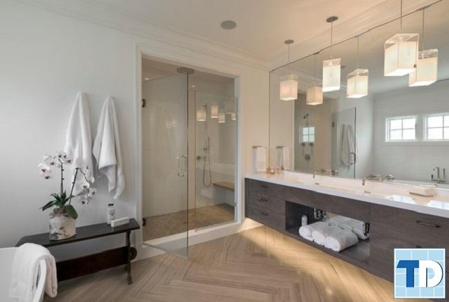 Mẫu thiết kế phòng tắm đẹp