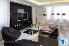Thiết kế nội thất chung cư giảng võ tiện nghi và hiện đại