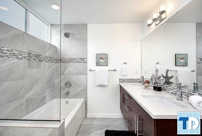 Phòng tắm sang trọng cao cấp