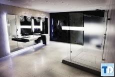 Siêu đẳng cấp với mẫu thiết kế nội thất nhà tắm sang trọng 5 sao