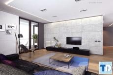 Thiết kế nội thất căn hộ mẫu Park Hill hiện đại đỉnh cao