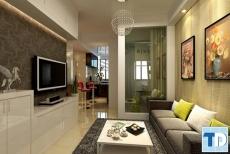 Thiết kế nội thất cho chung cư 75 tam trinh