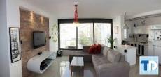 Cách thiết kế hiện đại với giá cả nội thất chung cư 91m2 tiết kiệm nhất