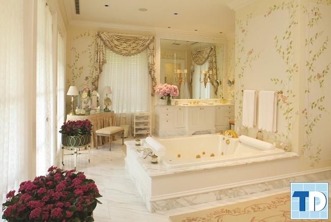Nhà tắm tân cổ điển đẳngcấp