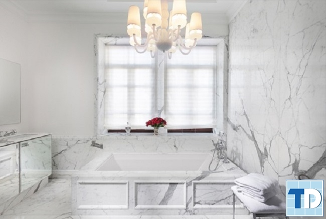 Phòng tắm tiện nghi cao cấp