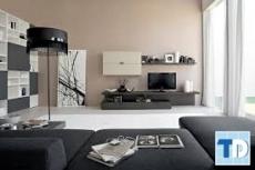 Gợi ý trang trí nội thất chung cư 70m2 HH1C Linh Đàm hiện đại đẳng cấp
