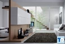 Chiêm ngưỡng nội thất căn hộ 2 phòng ngủ nhỏ quý phái đầy tinh tế