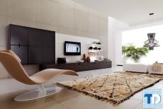 Bí quyết thiết kế mẫu nội thất căn hộ 2 phòng ngủ nhỏ đẳng cấp