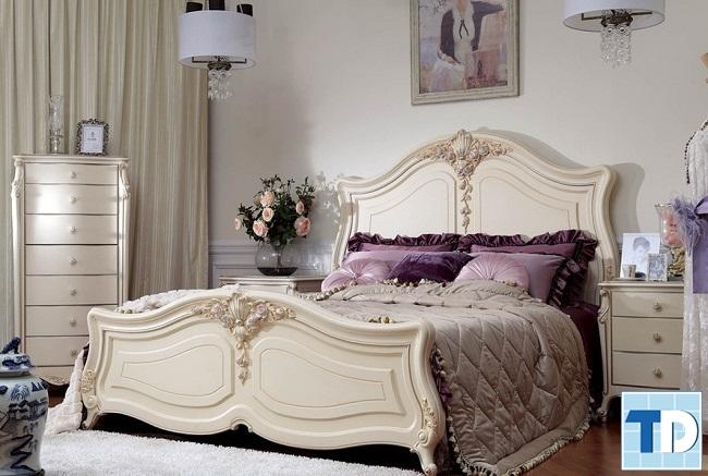 Phòng ngủ master tinh tế