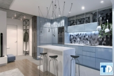 Giải pháp cho các mẫu thiết kế nội thất nhà chung cư mini đẹp
