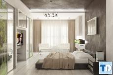 Ngẩn ngơ ngắm nhìn mẫu thiết kế nội thất phòng ngủ nhỏ đẳng cấp