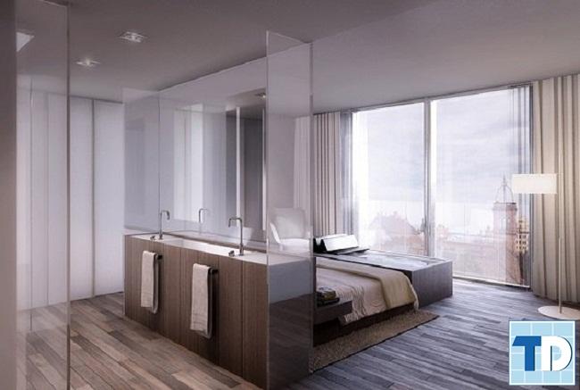 Phòng ngủ tiện nghi hiện đại