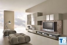 Mẫu thiết kế căn hộ 2 phòng ngủ lộng lẫy thanh lịch đáng mơ ước