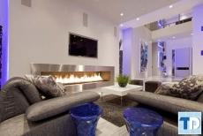 Thiết kế nội thất phòng khách chung cư hiện đại cuốn hút bao ánh nhìn