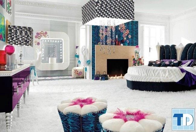 Trang trí nội thất đáng yêu, tinh tế