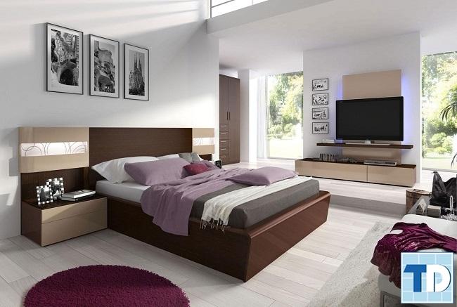 Nội thất phòng ngủ tinh tế, hiện đại
