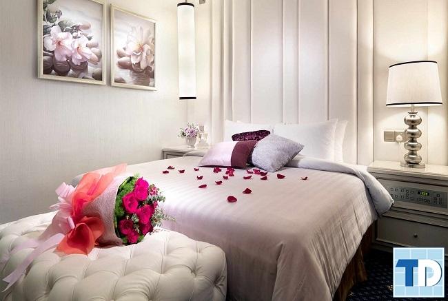 Phòng ngủ đẹp tinh tế, trang nhã