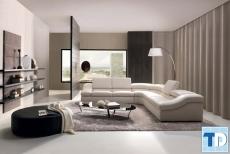 Mê mẩn cùng thiết kế nội thất phòng khách chung cư đẳng cấp sang trọng