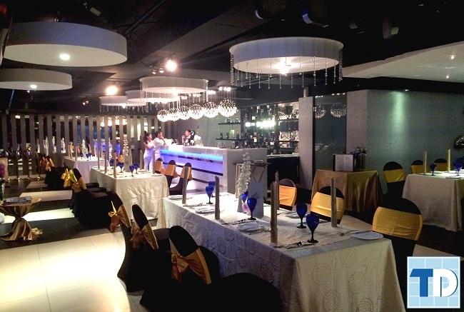 Nhà hàng đẹp hiện đại
