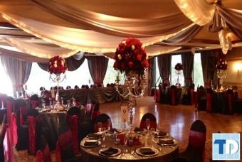 Mẫu nội thất nhà hàng đẹp lộng lẫy cao cấp thực khách mê tít