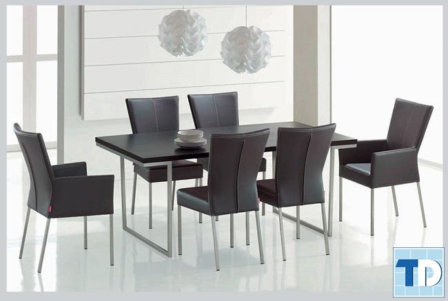 Mẫu bàn ghế ăn lịch lãm