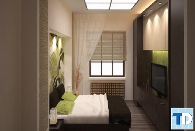 Phòng ngủ con trai hiện đại