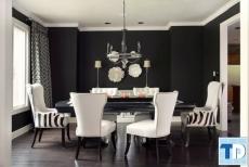 Thiết kế nội thất phòng ăn sang trọng với không gian lý tưởng