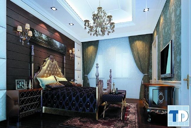 Phòng ngủ master đẳng cấp