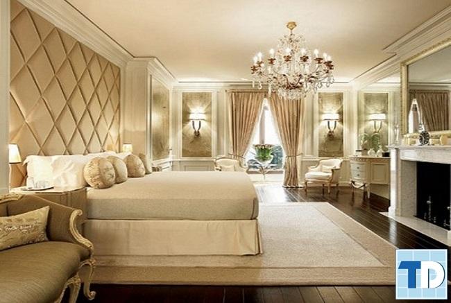 Phòng ngủ con gái trang nhã xinh xắn
