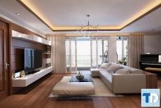 Mẫu nội thất chung cư Park Hill hoàn hảo cho cuộc sống đẳng cấp