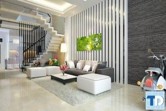 Các mẫu thiết kế nội thất nhà phố cao cấp phong cách trang trí độc đáo