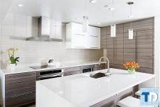 Mẫu thiết kế nội thất phòng bếp cao cấp mang tới cuộc sống tiện nghi