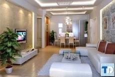 Mẫu nội thất nhà phố sang trọng ấn tượng phong cách hiện đại