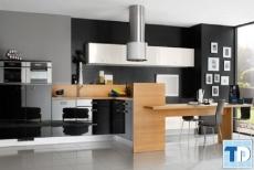 Thiết kế nội thất phòng bếp theo phong thủy tránh điềm xấu
