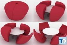 Thiết kế mẫu nội thất thông minh - giải pháp mở rộng không gian sống