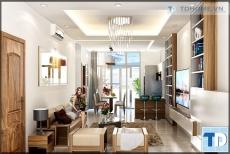 Thiết kế căn hộ Tràng An Complex mang lại không gian sống lý tưởng