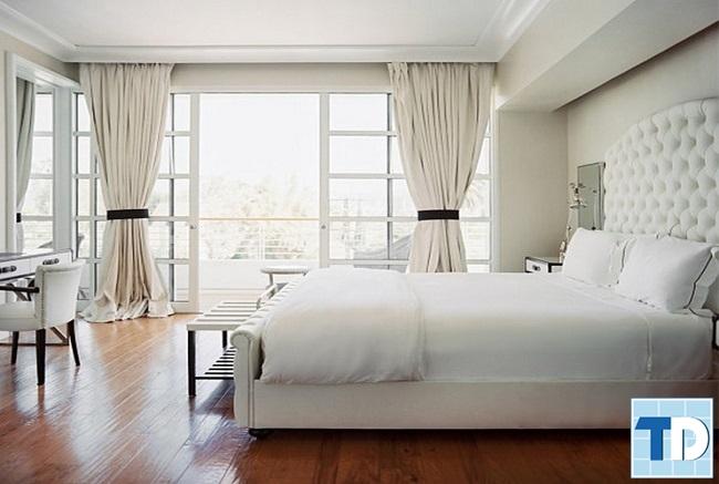 Phòng ngủ con gái xinh xắn đáng yêu