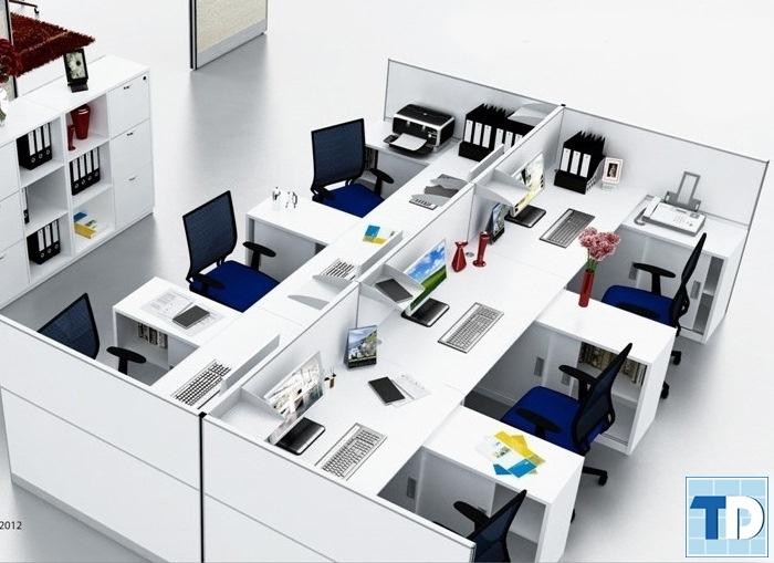 Phòng làm việc không gian trang nhã